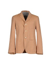 Philippe Model Suits And Jackets Blazers Men Ocher
