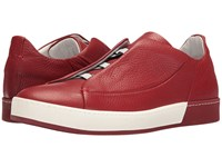 Bacco Bucci Pinto Red Men's Lace Up Casual Shoes
