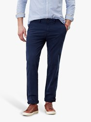 Joules Laundered Slim Fit Chinos French Navy