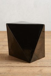 Anthropologie Calo Side Table Black