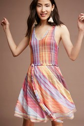 Anthropologie Reverie Sweater Dress Pink