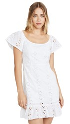 Minkpink All Your Own Mini Dress White