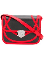 Alexander Mcqueen Wicca Shoulder Bag Black