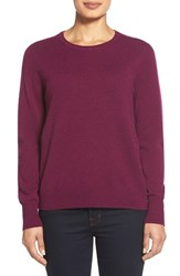 Women's Nordstrom Collection Cashmere Crewneck Sweater