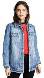 Ayr The Doublestar Denim Jacket Moonshine