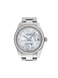 Rolex 1989 Pre Owned Datejust 30Mm 60