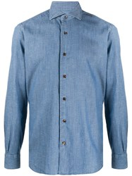 Barba Chambray Shirt 60