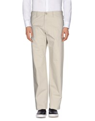 Aspesi Trousers Casual Trousers Men Light Grey