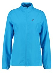 Asics Sports Jacket Diva Blue