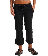 Prana Bliss Capri Black Women's Capri