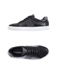National Standard Low Tops And Trainers Black