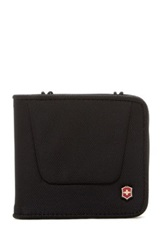 Victorinox Zip Around Travel Wallet Black