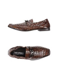 Wexford Moccasins Brown