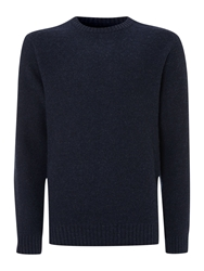 Army And Navy Rupert Crew Neck Navy