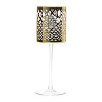 Roberto Cavalli Marrakech Water Goblets Set Of 2