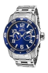 Invicta Men's Pro Diver Sport Bracelet Watch Metallic