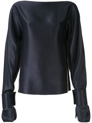 Christopher Esber Ilona Long Sleeved Blouse 60