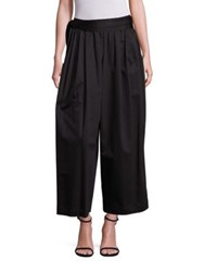 Tome Cotton Sateen Pants Black