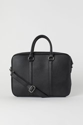 Handm H M Laptop Bag Black