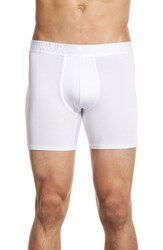 Men's Naked 'Signature' Modal And Cotton Boxer Briefs