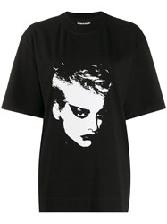 House Of Holland Face Print T Shirt 60