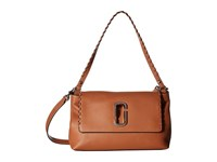 Marc Jacobs Noho Shoulder Bag Caramel Caf Shoulder Handbags Orange