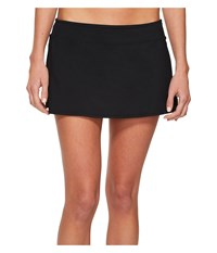 Jantzen Skirted Bottom Black Women's Swimwear