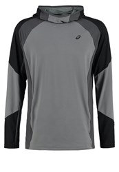 Asics Sports Shirt Shark Black