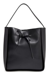 Sole Society Primm Faux Leather Bucket Bag