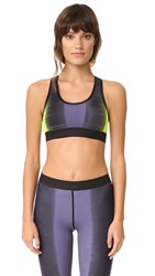 Monreal London Reversible Sports Bra Cloud