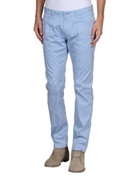 Uncode Casual Pants Sky Blue