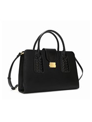 Folli Follie Fashion Braid Black Handbag Black