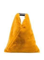 Maison Martin Margiela Mm6 Japanese Hobo Bag Yellow