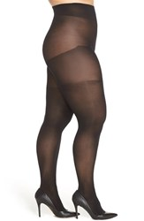 Plus Size Women's Charnos '50 Denier' Tights Black