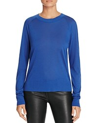Dkny Pure Raglan Sleeve Sweater Azure