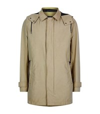 Boss Orange Otorio Twill 2 In 1 Parka Male Beige