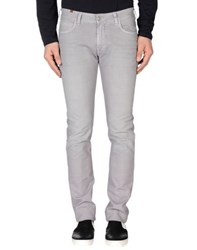 Notify Jeans Notify Trousers Casual Trousers Men Light Grey
