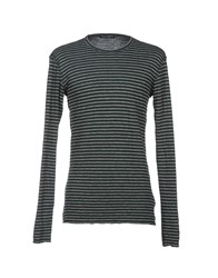 Dolce And Gabbana Knitwear Jumpers Men Dark Green