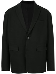 Makavelic Tailored Blazer Black