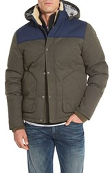 Men's Timberland 'Shrewsbury Peak' Hyvent Waterproof Down Jacket