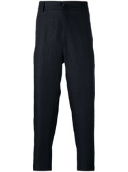 Societe Anonyme Summer Weekend Trousers Blue
