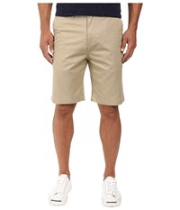 Billabong Carter Stretch Chino Shorts Light Khaki Men's Shorts