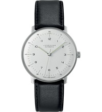 Junghans 027 3500.00 Max Bill Stainless Steel Watch Silver