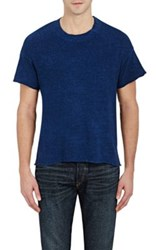 Simon Miller Men's Gojome T Shirt Blue