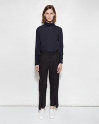 Zucca Stretch Gabardine Trouser Black