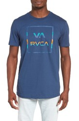 Rvca Men's Stringer All The Way Graphic T Shirt