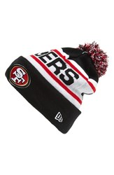 Men's New Era Cap 'Biggest Fan Redux 49Ers' Beanie
