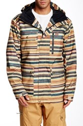 Dc Servo 15 Snow Jacket Brown