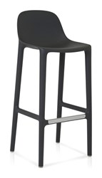 Emeco Broom 30 Barstool Gray