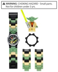Assorted Lego Watch Yoda